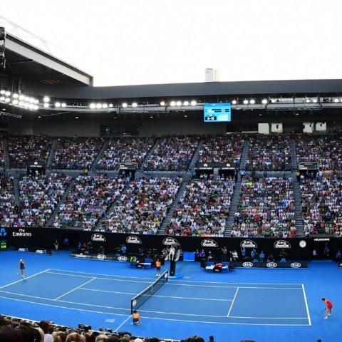 Australian Open 2020 Ground Pass Tixel