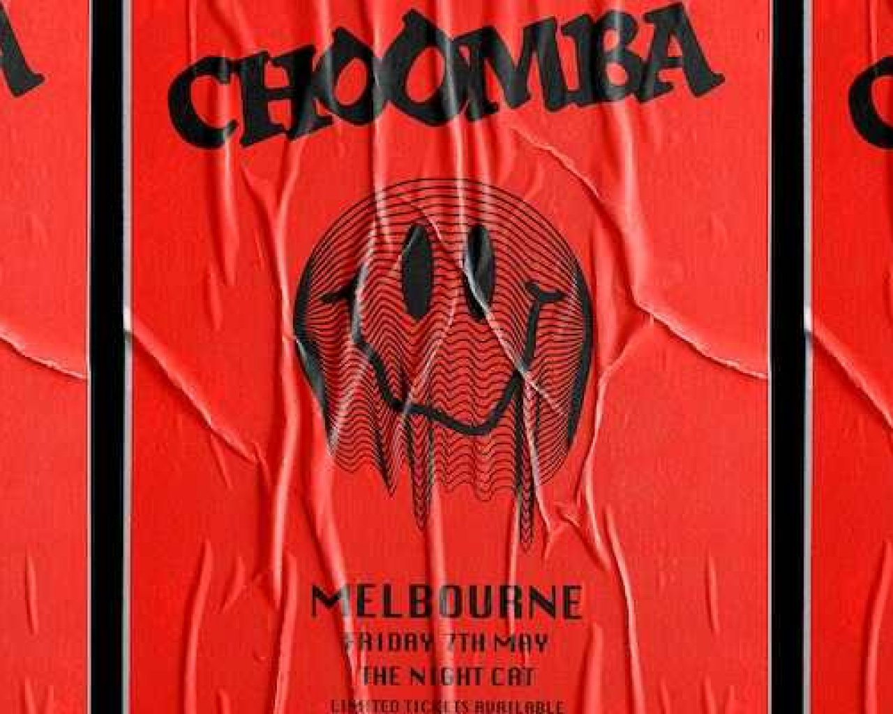 Choomba tickets