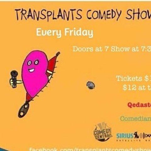 Transplants Comedy