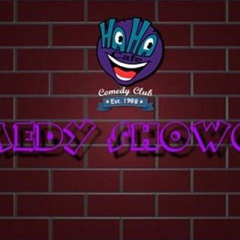 Outdoor Friday HAHA Comedy Showcase