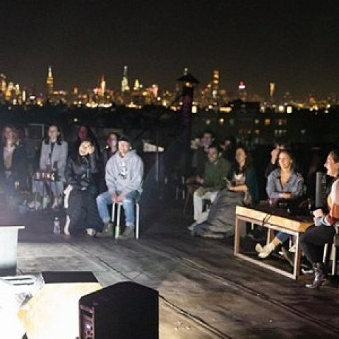 Brooklyn Rooftop Mad Love Comedy Show
