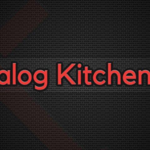 Analog Kitchen