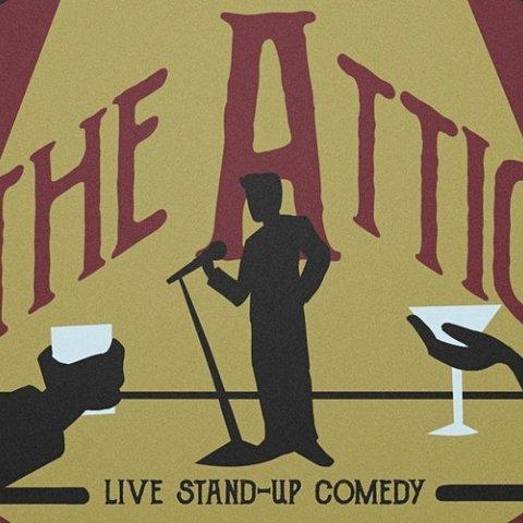 Live Comedy At the Attic
