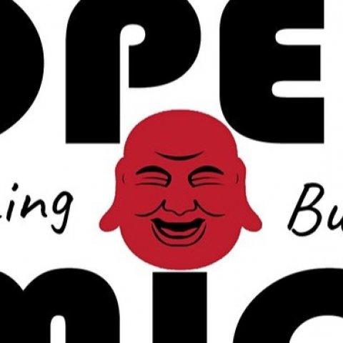 Open Mic  - Laughing Buddha