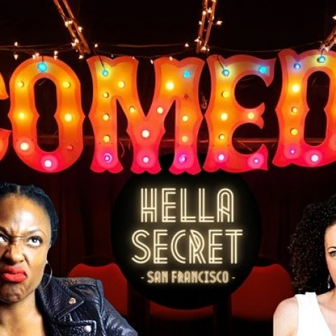 HellaSecret Comedy & Summer Cocktail Night 2021