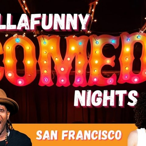 HellaFunny Comedy Nights at SF's Brand New Comedy Club