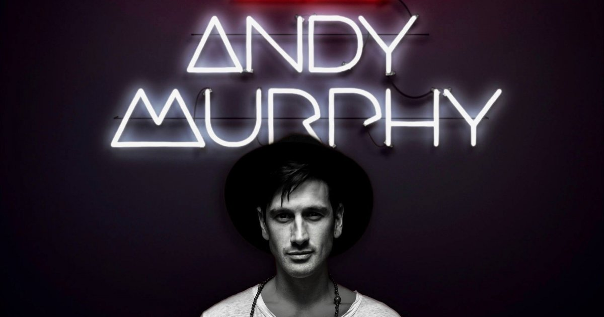 Andy Murphy tickets