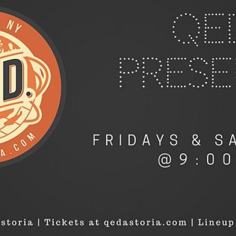 QED Presents - Pro Stand Up Comedy Showcase