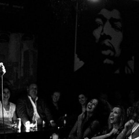 Half-Price Night At The Comedy Shop