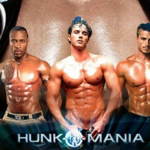 Hunk-O-Mania Male Revue Strip Show