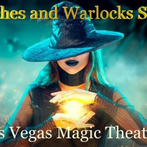 The Secret life of a Warlock Magic Show