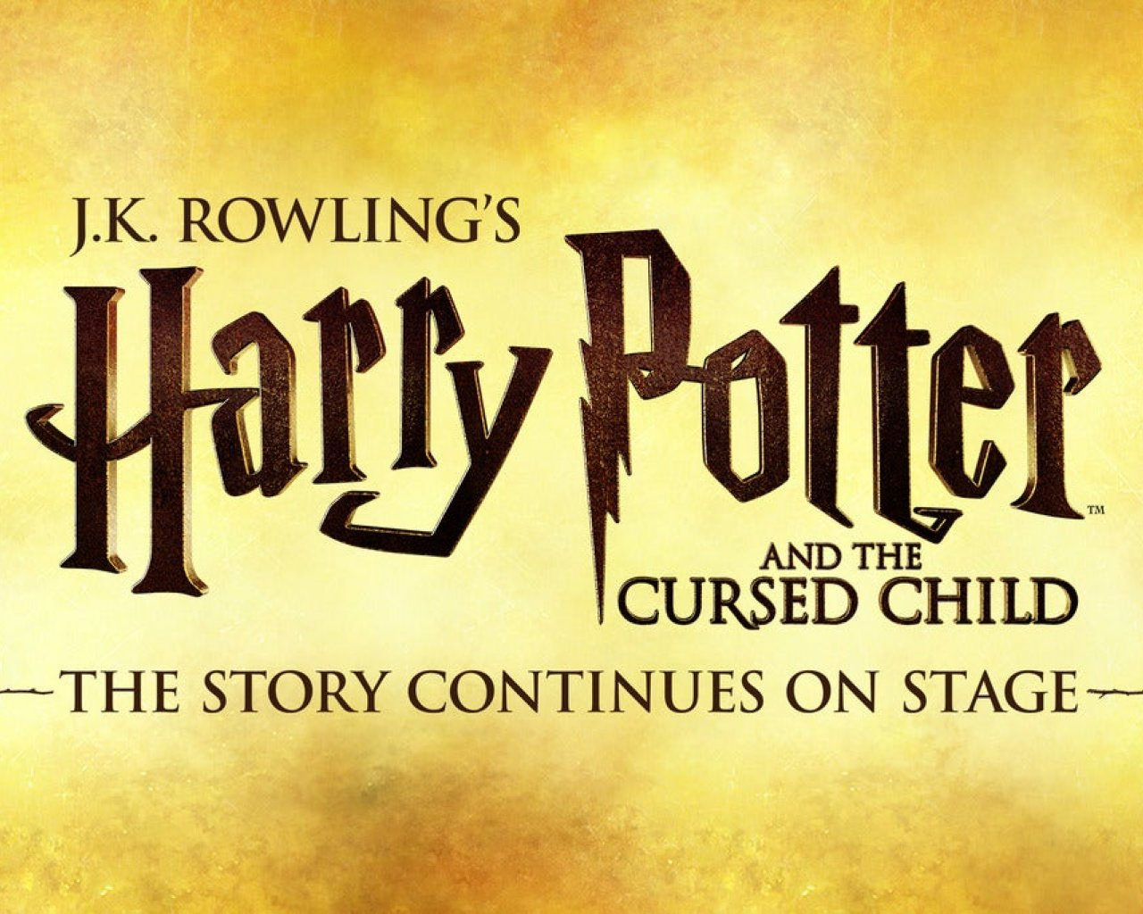Harry Potter and the Cursed Child Part Two tickets