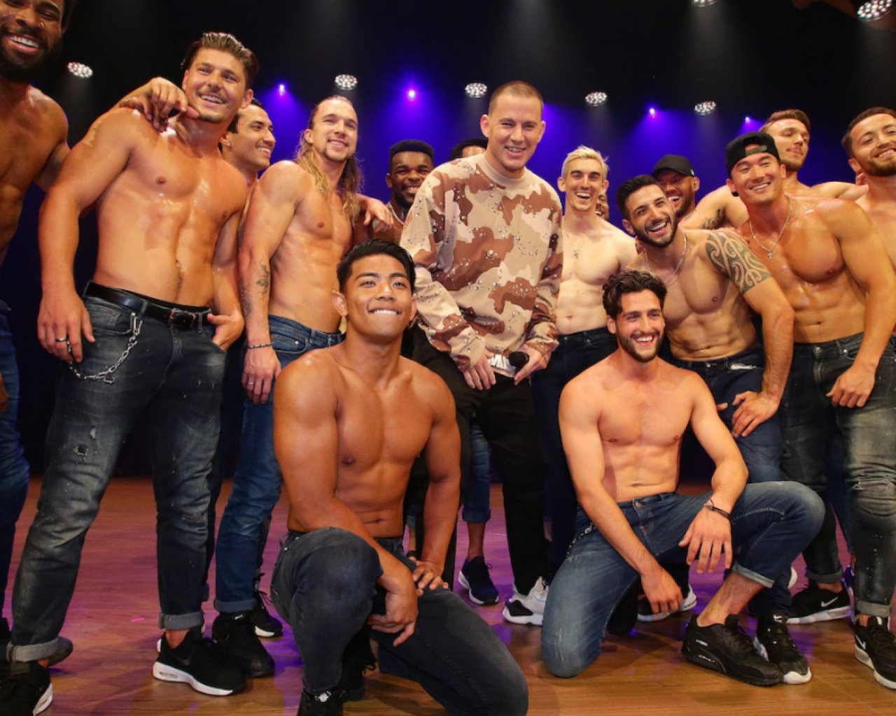 Magic Mike Live (Australia) tickets