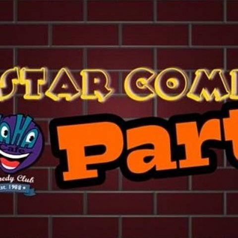 All Star Comedy PARTY
