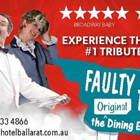 Faulty Towers Dinner Show