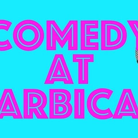 Barbican Comedy & Bottle Wine