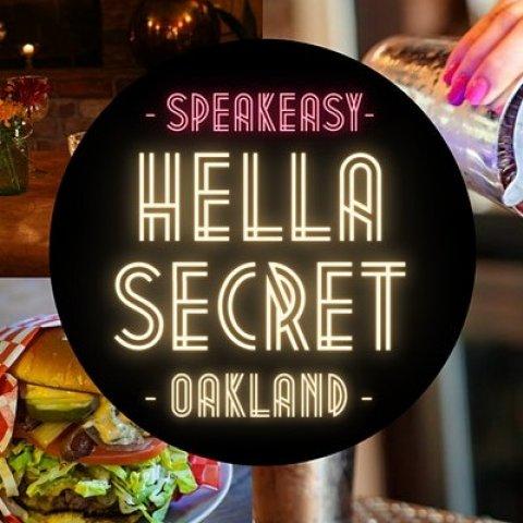 HellaSecret Speakeasy Comedy & Cocktail Night