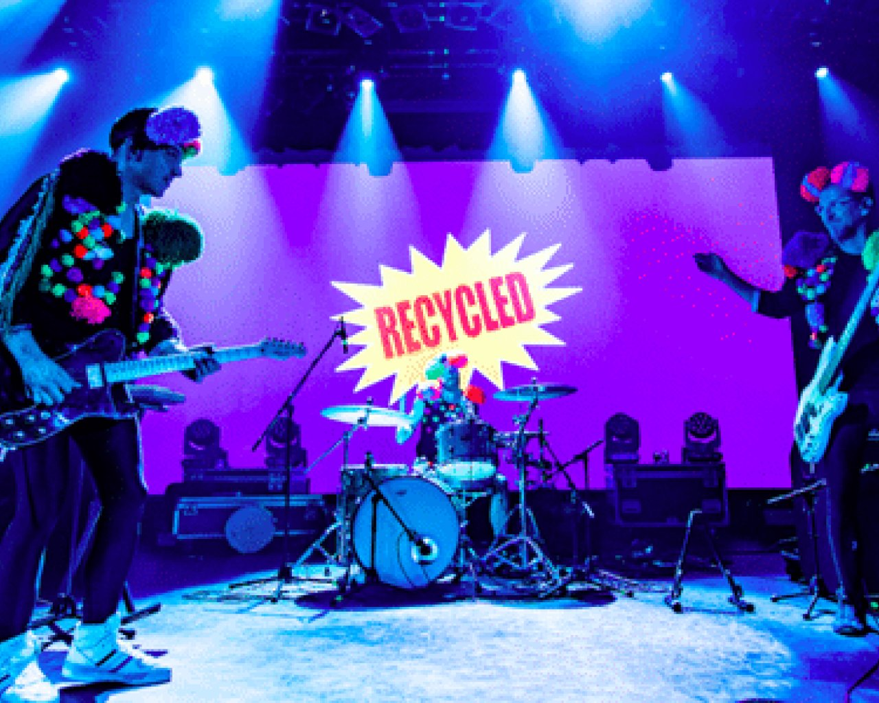 Regurgitator tickets