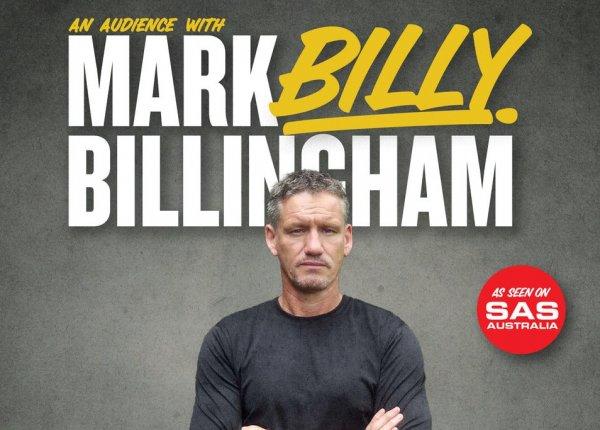 Mark Billy Billingham