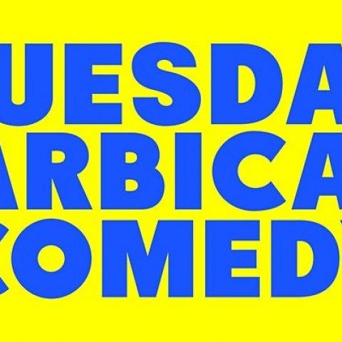 Tuesday Barbican Comedy