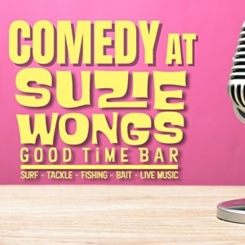 Comedy at Suzie Wongs