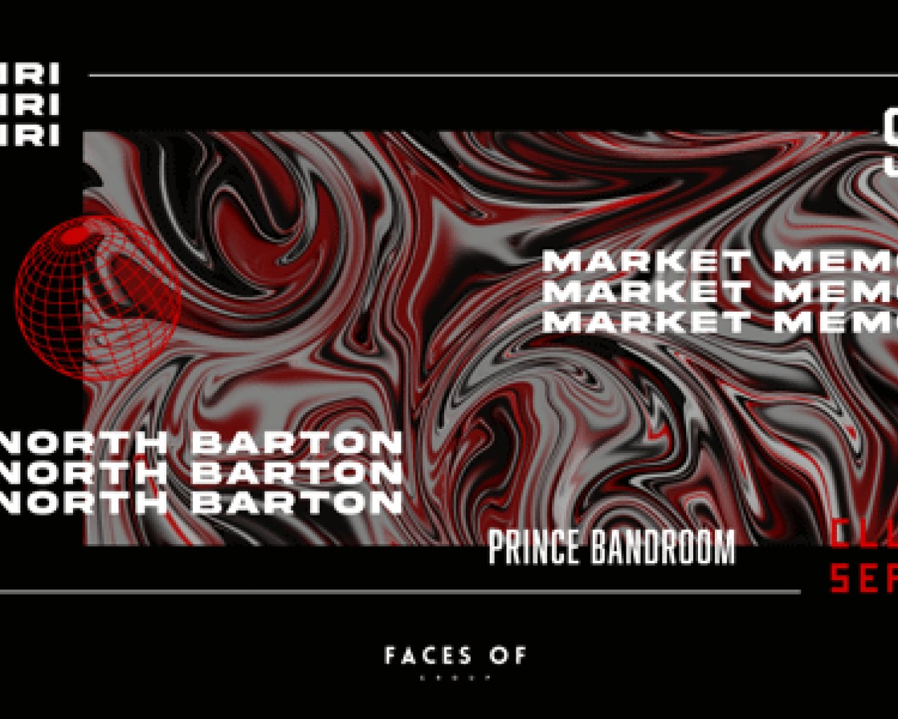 Faces Of Group Presents - Club In Season S1. Mha Iri & Market  Memories tickets